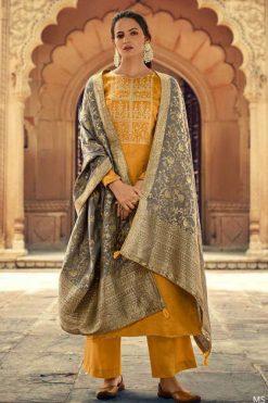 Deepsy Monalisa Vol 5 Salwar Suit Wholesale Catalog 6 Pcs