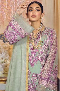 Deepsy Sana Safinaz Muzlin Premium Salwar Suit Wholesale Catalog 6 Pcs