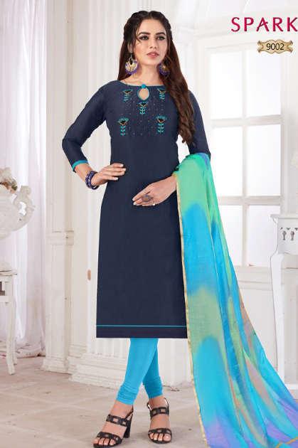 Fashion Floor Sparkle Salwar Suit Wholesale Catalog 12 Pcs