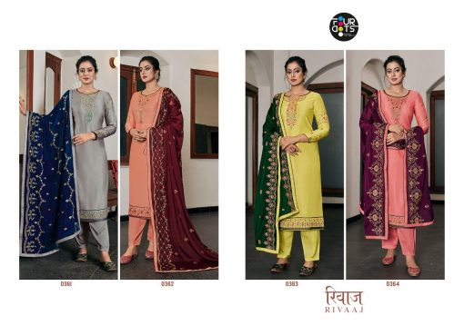 Four Dots Rivaaj by Kessi Salwar Suit Wholesale Catalog 4 Pcs 10 510x359 - Four Dots Rivaaj by Kessi Salwar Suit Wholesale Catalog 4 Pcs