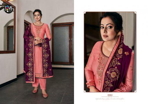 Four Dots Rivaaj by Kessi Salwar Suit Wholesale Catalog 4 Pcs 4 510x359 - Four Dots Rivaaj by Kessi Salwar Suit Wholesale Catalog 4 Pcs