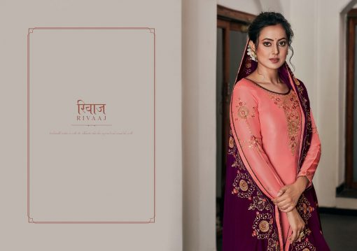 Four Dots Rivaaj by Kessi Salwar Suit Wholesale Catalog 4 Pcs 6 510x359 - Four Dots Rivaaj by Kessi Salwar Suit Wholesale Catalog 4 Pcs