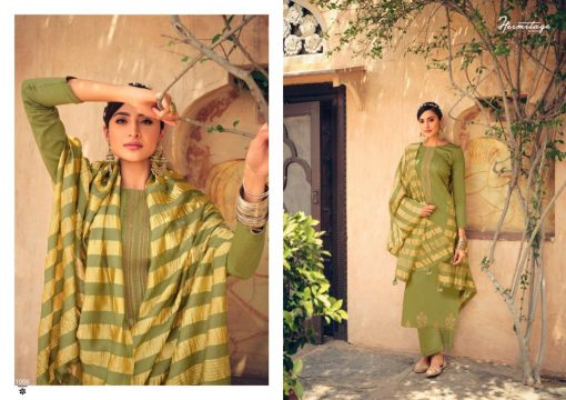 Hermitage Clothing Stripes of Gold Salwar Suit Wholesale Catalog 8 Pcs 4 510x360 - Hermitage Clothing Stripes of Gold Salwar Suit Wholesale Catalog 8 Pcs