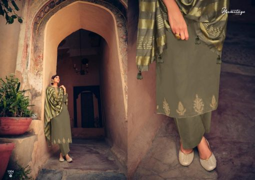 Hermitage Clothing Stripes of Gold Salwar Suit Wholesale Catalog 8 Pcs 5 510x360 - Hermitage Clothing Stripes of Gold Salwar Suit Wholesale Catalog 8 Pcs