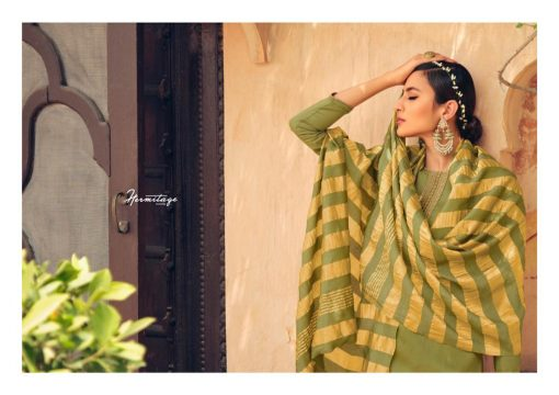 Hermitage Clothing Stripes of Gold Salwar Suit Wholesale Catalog 8 Pcs 6 510x360 - Hermitage Clothing Stripes of Gold Salwar Suit Wholesale Catalog 8 Pcs