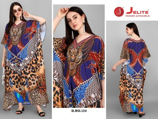 Jelite Afreen Kaftans Vol 3 Kurti Wholesale Catalog 8 Pcs 1 510x383 - Jelite Afreen Kaftans Vol 3 Kurti Wholesale Catalog 8 Pcs
