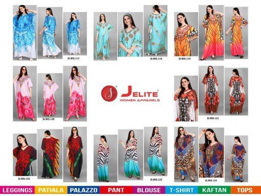 Jelite Afreen Kaftans Vol 3 Kurti Wholesale Catalog 8 Pcs 10 510x383 - Jelite Afreen Kaftans Vol 3 Kurti Wholesale Catalog 8 Pcs