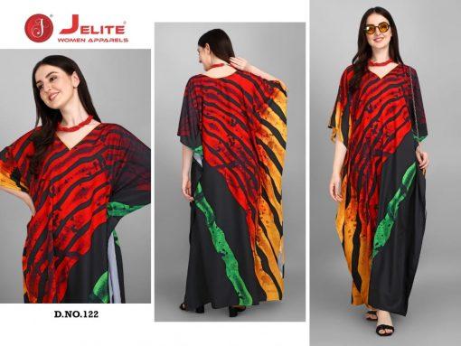 Jelite Afreen Kaftans Vol 3 Kurti Wholesale Catalog 8 Pcs 4 510x383 - Jelite Afreen Kaftans Vol 3 Kurti Wholesale Catalog 8 Pcs