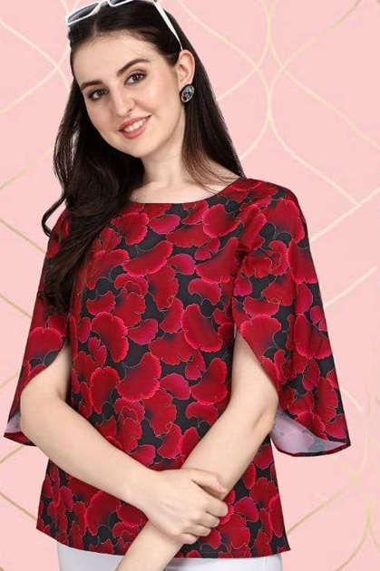 Jelite Orchid Vol 2 Tops Wholesale Catalog 8 Pcs