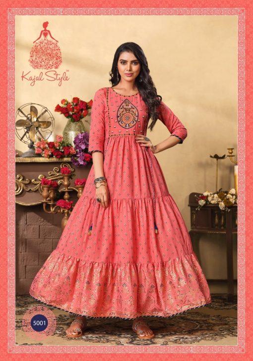 Kajal Style Fashion Colorbar Vol 5 Kurti Wholesale Catalog 10 Pcs 1 510x725 - Kajal Style Fashion Colorbar Vol 5 Kurti Wholesale Catalog 10 Pcs