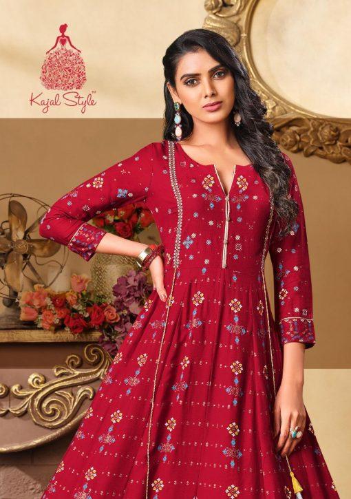 Kajal Style Fashion Colorbar Vol 5 Kurti Wholesale Catalog 10 Pcs 5 510x725 - Kajal Style Fashion Colorbar Vol 5 Kurti Wholesale Catalog 10 Pcs