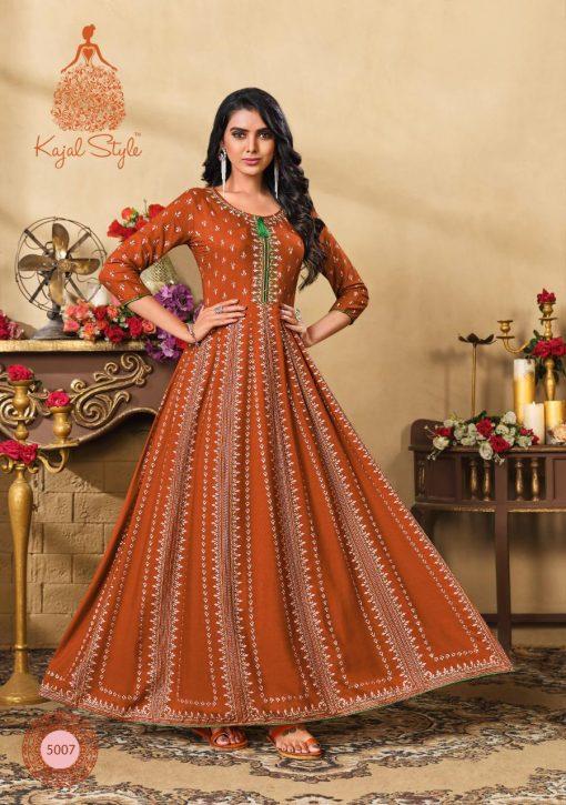 Kajal Style Fashion Colorbar Vol 5 Kurti Wholesale Catalog 10 Pcs 7 510x725 - Kajal Style Fashion Colorbar Vol 5 Kurti Wholesale Catalog 10 Pcs
