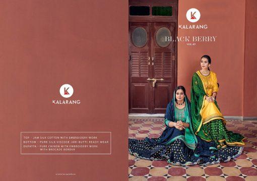 Kalarang Black Berry Vol 5 by Kessi Salwar Suit Wholesale Catalog 4 Pcs 1 510x359 - Kalarang Black Berry Vol 5 by Kessi Salwar Suit Wholesale Catalog 4 Pcs