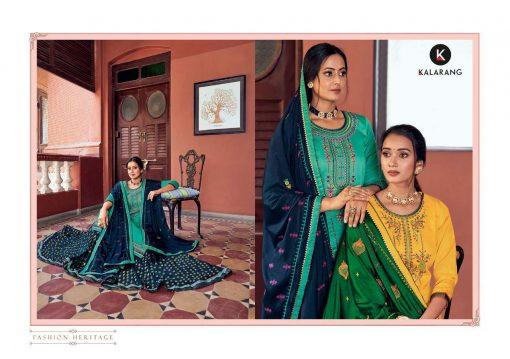 Kalarang Black Berry Vol 5 by Kessi Salwar Suit Wholesale Catalog 4 Pcs 4 510x359 - Kalarang Black Berry Vol 5 by Kessi Salwar Suit Wholesale Catalog 4 Pcs