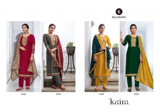 Kalarang Kaira by Kessi Salwar Suit Wholesale Catalog 4 Pcs 9 510x359 - Kalarang Kaira by Kessi Salwar Suit Wholesale Catalog 4 Pcs