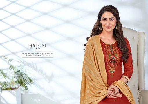 Kalarang Saloni Vol 7 by Kessi Salwar Suit Wholesale Catalog 4 Pcs 3 510x359 - Kalarang Saloni Vol 7 by Kessi Salwar Suit Wholesale Catalog 4 Pcs