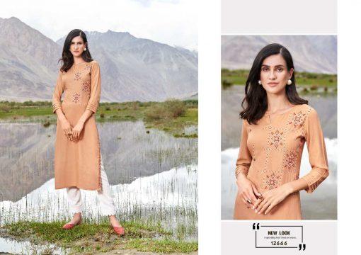 Kalaroop Beat by Kajree Kurti Wholesale Catalog 8 Pcs 8 510x360 - Kalaroop Beat by Kajree Kurti Wholesale Catalog 8 Pcs