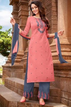 Kapil Trendz Booster Readymade Salwar Suit Wholesale Catalog 12 Pcs