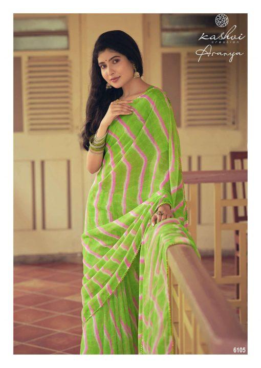 Kashvi Aranya by Lt Fabrics Saree Sari Wholesale Catalog 10 Pcs 12 510x719 - Kashvi Aranya by Lt Fabrics Saree Sari Wholesale Catalog 10 Pcs