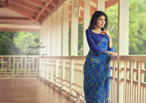 Kashvi Aranya by Lt Fabrics Saree Sari Wholesale Catalog 10 Pcs 2 510x360 - Kashvi Aranya by Lt Fabrics Saree Sari Wholesale Catalog 10 Pcs