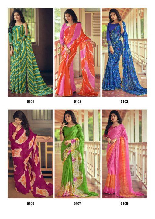 Kashvi Aranya by Lt Fabrics Saree Sari Wholesale Catalog 10 Pcs 24 510x719 - Kashvi Aranya by Lt Fabrics Saree Sari Wholesale Catalog 10 Pcs