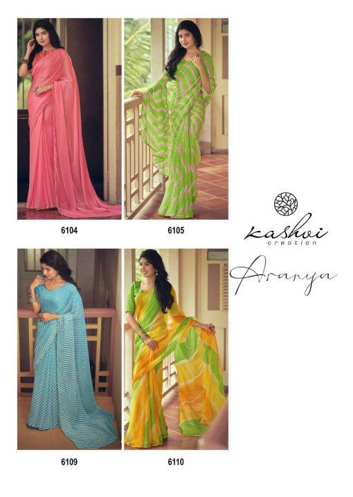 Kashvi Aranya by Lt Fabrics Saree Sari Wholesale Catalog 10 Pcs 25 510x719 - Kashvi Aranya by Lt Fabrics Saree Sari Wholesale Catalog 10 Pcs