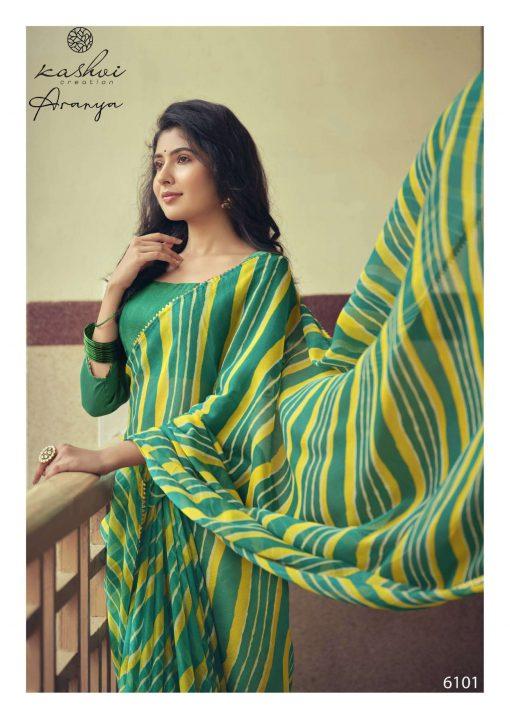 Kashvi Aranya by Lt Fabrics Saree Sari Wholesale Catalog 10 Pcs 3 510x719 - Kashvi Aranya by Lt Fabrics Saree Sari Wholesale Catalog 10 Pcs