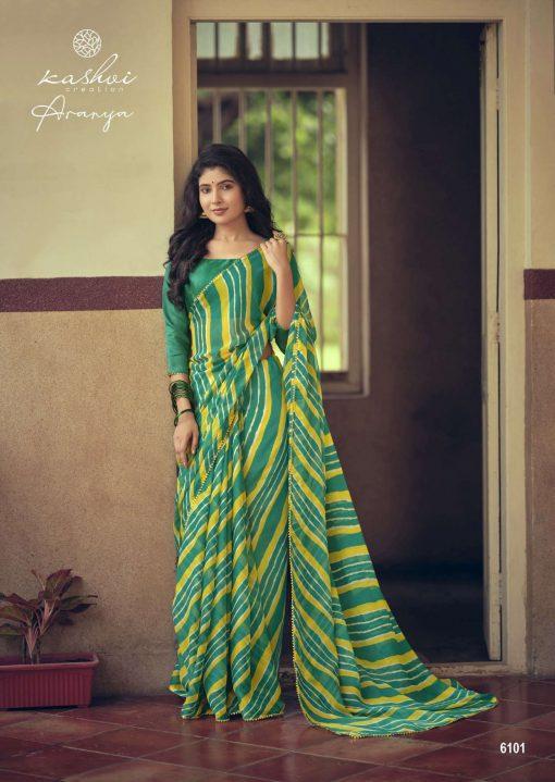 Kashvi Aranya by Lt Fabrics Saree Sari Wholesale Catalog 10 Pcs 4 510x719 - Kashvi Aranya by Lt Fabrics Saree Sari Wholesale Catalog 10 Pcs