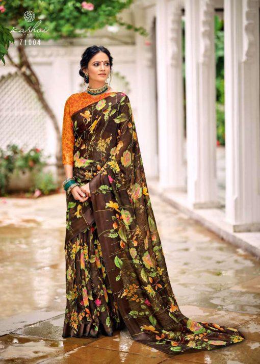 Kashvi Flora by Lt Fabrics Saree Sari Wholesale Catalog 10 Pcs 12 510x714 - Kashvi Flora by Lt Fabrics Saree Sari Wholesale Catalog 10 Pcs