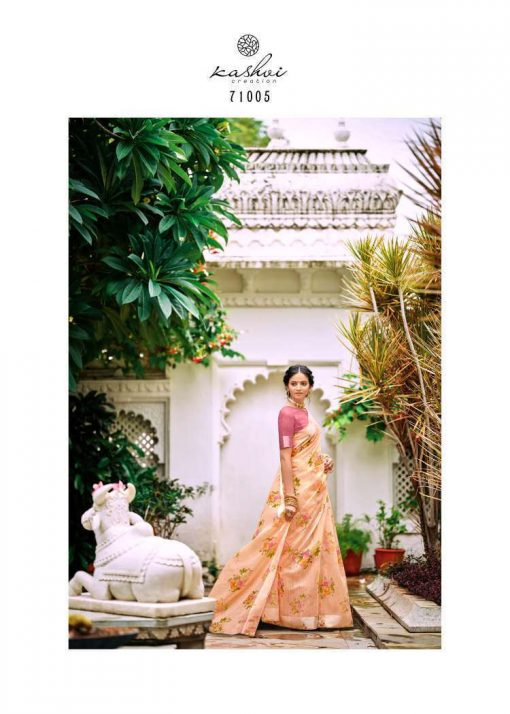 Kashvi Flora by Lt Fabrics Saree Sari Wholesale Catalog 10 Pcs 15 510x714 - Kashvi Flora by Lt Fabrics Saree Sari Wholesale Catalog 10 Pcs