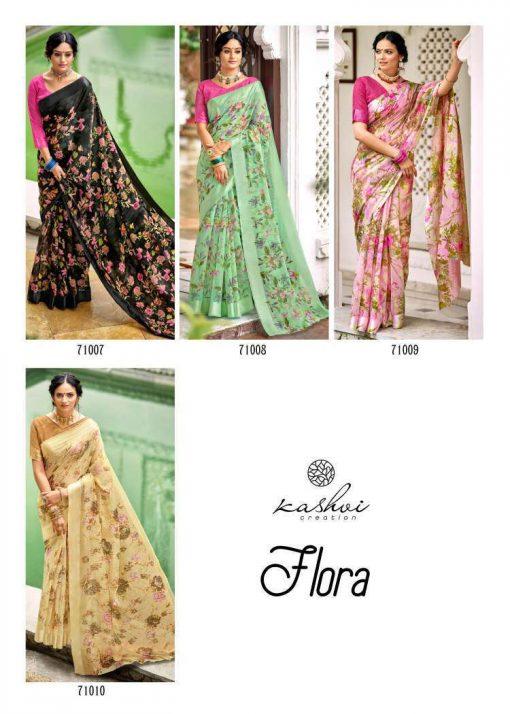Kashvi Flora by Lt Fabrics Saree Sari Wholesale Catalog 10 Pcs 28 510x714 - Kashvi Flora by Lt Fabrics Saree Sari Wholesale Catalog 10 Pcs