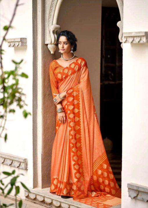 Kashvi Kalakruti by Lt Fabrics Saree Sari Wholesale Catalog 10 Pcs 17 510x714 - Kashvi Kalakruti by Lt Fabrics Saree Sari Wholesale Catalog 10 Pcs
