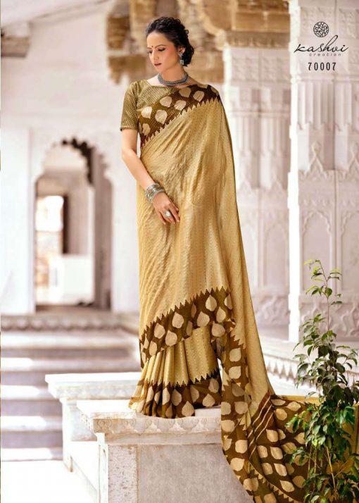 Kashvi Kalakruti by Lt Fabrics Saree Sari Wholesale Catalog 10 Pcs 19 510x714 - Kashvi Kalakruti by Lt Fabrics Saree Sari Wholesale Catalog 10 Pcs