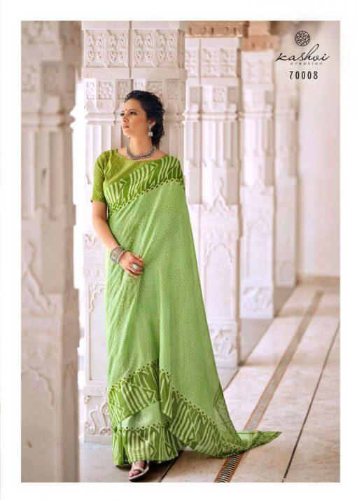 Kashvi Kalakruti by Lt Fabrics Saree Sari Wholesale Catalog 10 Pcs 21 510x714 - Kashvi Kalakruti by Lt Fabrics Saree Sari Wholesale Catalog 10 Pcs