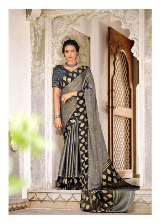 Kashvi Kalakruti by Lt Fabrics Saree Sari Wholesale Catalog 10 Pcs 5 510x714 - Kashvi Kalakruti by Lt Fabrics Saree Sari Wholesale Catalog 10 Pcs