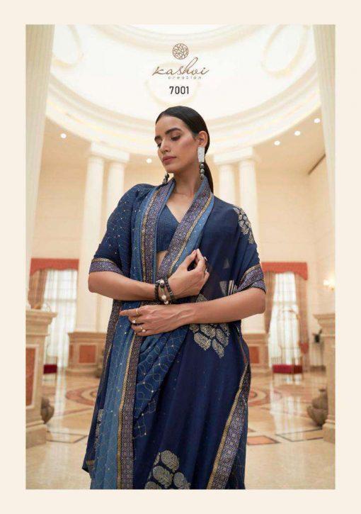 Kashvi Revanta by Lt Fabrics Saree Sari Wholesale Catalog 10 Pcs 11 510x725 - Kashvi Revanta by Lt Fabrics Saree Sari Wholesale Catalog 10 Pcs
