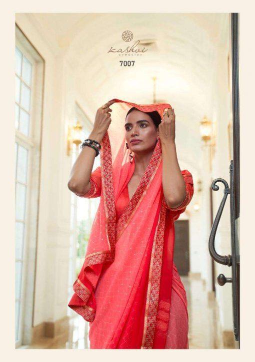 Kashvi Revanta by Lt Fabrics Saree Sari Wholesale Catalog 10 Pcs 6 510x725 - Kashvi Revanta by Lt Fabrics Saree Sari Wholesale Catalog 10 Pcs