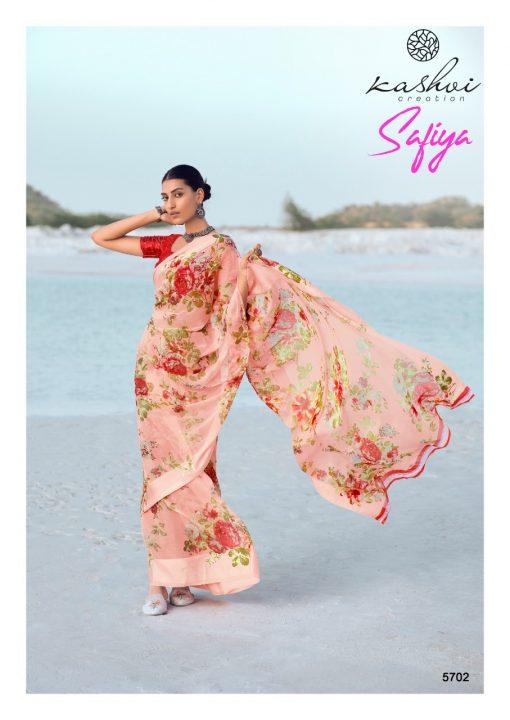 Kashvi Safiya by Lt Fabrics Saree Sari Wholesale Catalog 10 Pcs 6 510x720 - Kashvi Safiya by Lt Fabrics Saree Sari Wholesale Catalog 10 Pcs