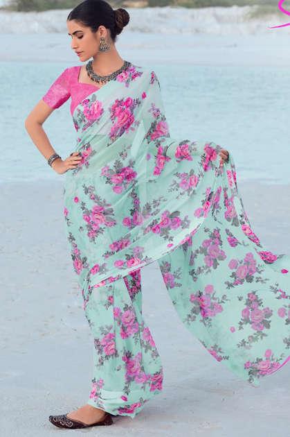 Kashvi Safiya by Lt Fabrics Saree Sari Wholesale Catalog 10 Pcs