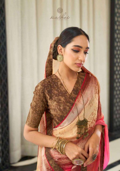 Kashvi Sahitya by Lt Fabrics Saree Sari Wholesale Catalog 10 Pcs 1 510x725 - Kashvi Sahitya by Lt Fabrics Saree Sari Wholesale Catalog 10 Pcs