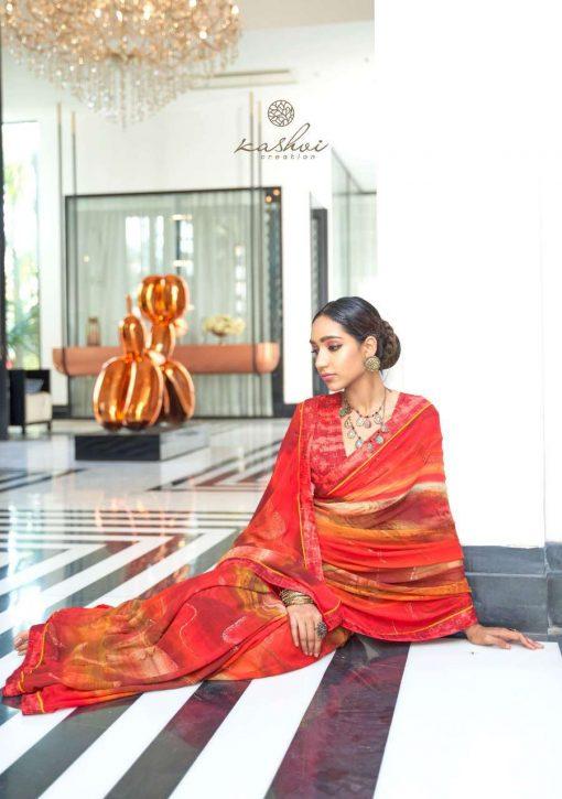 Kashvi Sahitya by Lt Fabrics Saree Sari Wholesale Catalog 10 Pcs 13 510x725 - Kashvi Sahitya by Lt Fabrics Saree Sari Wholesale Catalog 10 Pcs