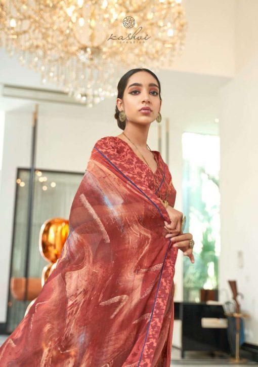 Kashvi Sahitya by Lt Fabrics Saree Sari Wholesale Catalog 10 Pcs 2 510x725 - Kashvi Sahitya by Lt Fabrics Saree Sari Wholesale Catalog 10 Pcs