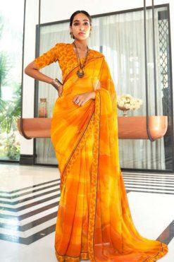 Kashvi Sahitya by Lt Fabrics Saree Sari Wholesale Catalog 10 Pcs
