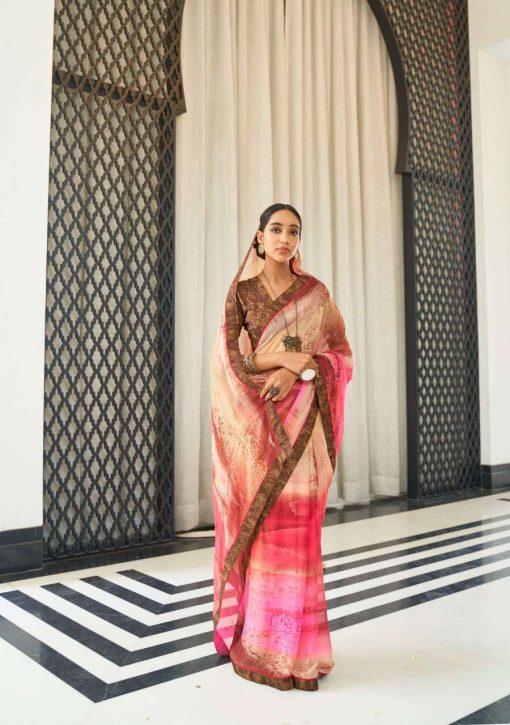 Kashvi Sahitya by Lt Fabrics Saree Sari Wholesale Catalog 10 Pcs 5 510x725 - Kashvi Sahitya by Lt Fabrics Saree Sari Wholesale Catalog 10 Pcs