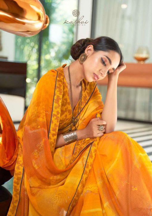 Kashvi Sahitya by Lt Fabrics Saree Sari Wholesale Catalog 10 Pcs 7 510x725 - Kashvi Sahitya by Lt Fabrics Saree Sari Wholesale Catalog 10 Pcs
