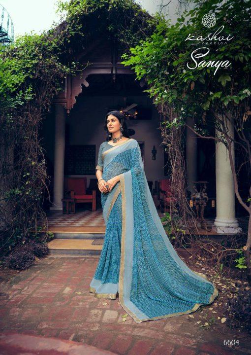 Kashvi Sanya by Lt Fabrics Saree Sari Wholesale Catalog 10 Pcs 10 510x720 - Kashvi Sanya by Lt Fabrics Saree Sari Wholesale Catalog 10 Pcs