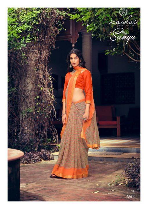 Kashvi Sanya by Lt Fabrics Saree Sari Wholesale Catalog 10 Pcs 11 510x720 - Kashvi Sanya by Lt Fabrics Saree Sari Wholesale Catalog 10 Pcs