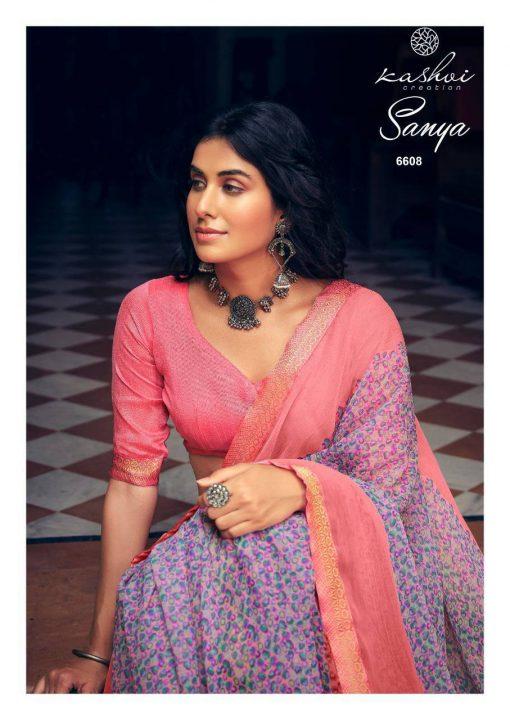 Kashvi Sanya by Lt Fabrics Saree Sari Wholesale Catalog 10 Pcs 15 510x720 - Kashvi Sanya by Lt Fabrics Saree Sari Wholesale Catalog 10 Pcs