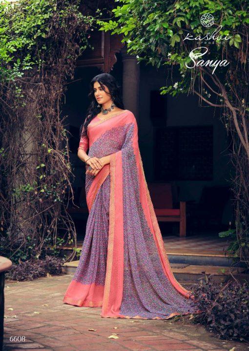 Kashvi Sanya by Lt Fabrics Saree Sari Wholesale Catalog 10 Pcs 17 510x720 - Kashvi Sanya by Lt Fabrics Saree Sari Wholesale Catalog 10 Pcs