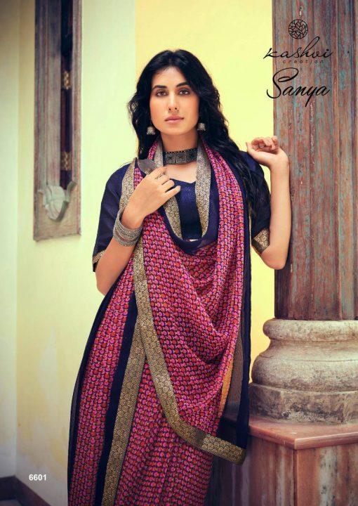 Kashvi Sanya by Lt Fabrics Saree Sari Wholesale Catalog 10 Pcs 3 510x720 - Kashvi Sanya by Lt Fabrics Saree Sari Wholesale Catalog 10 Pcs